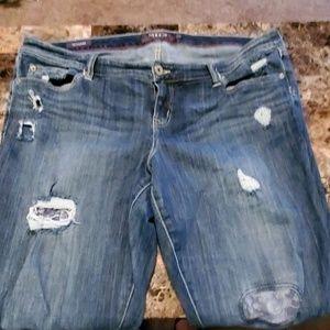 Euc Torrid jeans